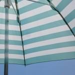 日傘の季節